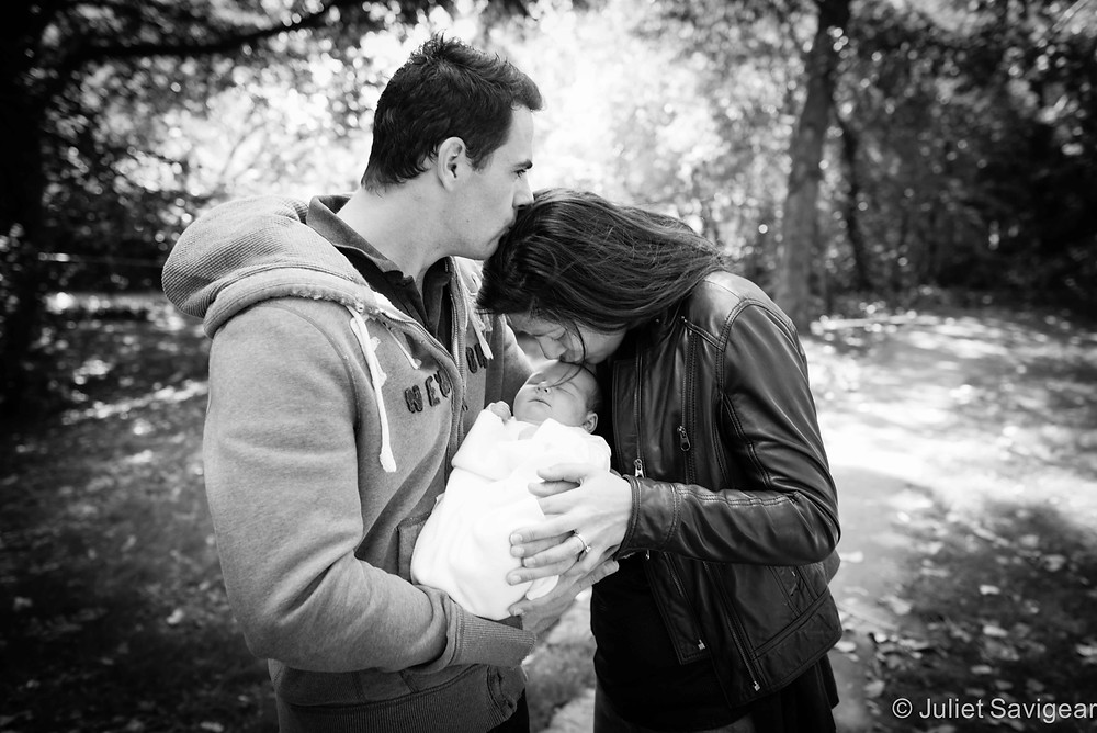 Kisses - Newborn Baby & Family Photography, Putney