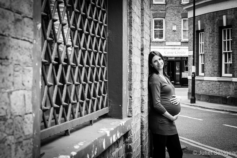 Bermondsey Street - Maternity Photography