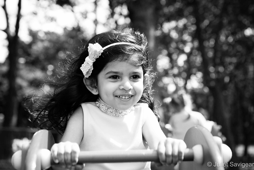 Children's Photography - Gladstone Park, London