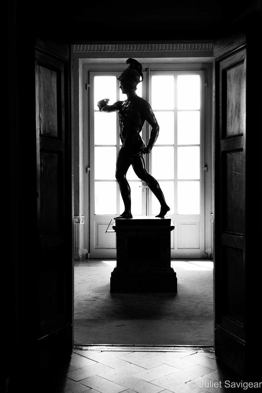 Roman Warrior - Uffizi Gallery, Florence