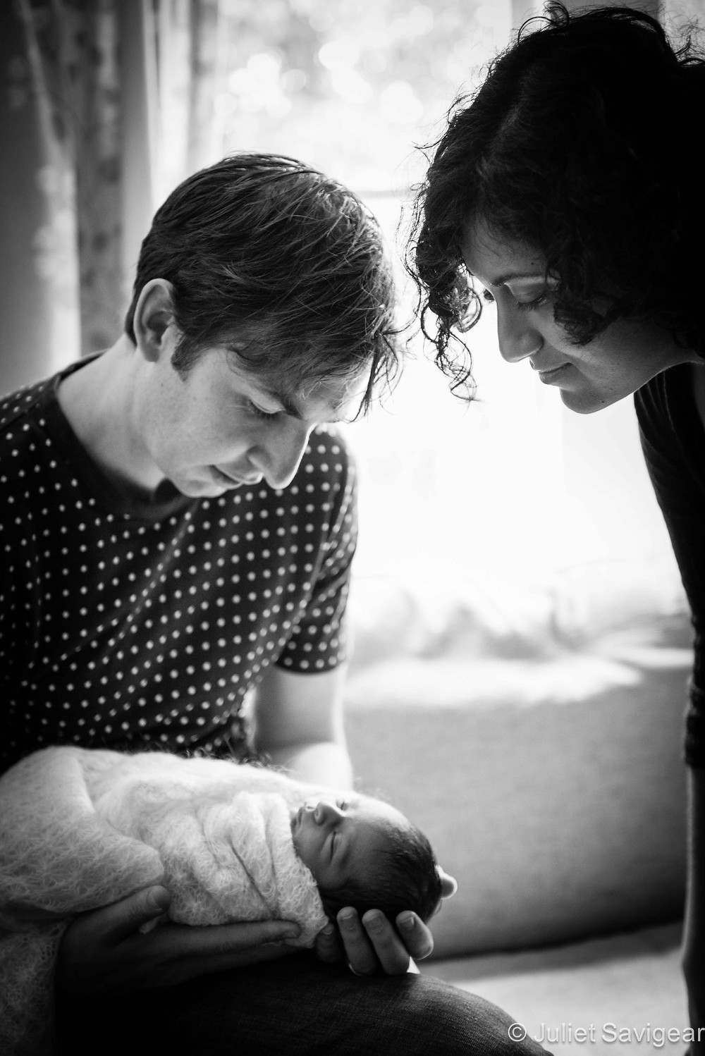 Our New Baby - Newborn Baby & Family Photography, Brixton