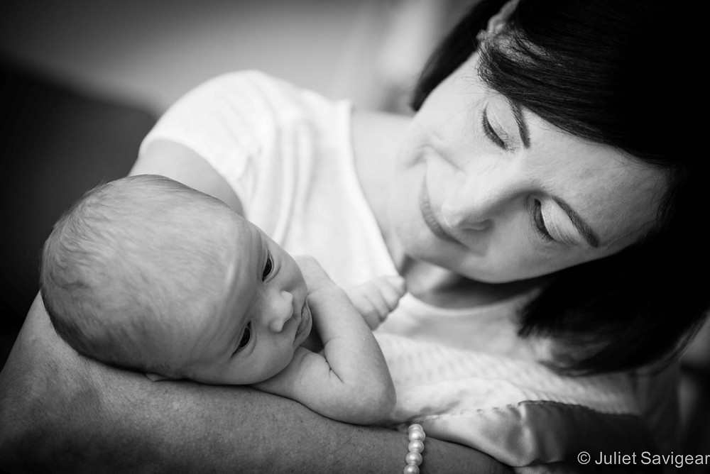 Grandma's Arms - Newborn Baby & Family Photography, Tooting