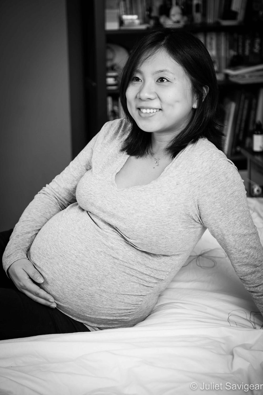 Expecting - Pregnancy Photography, Brixton, SW2