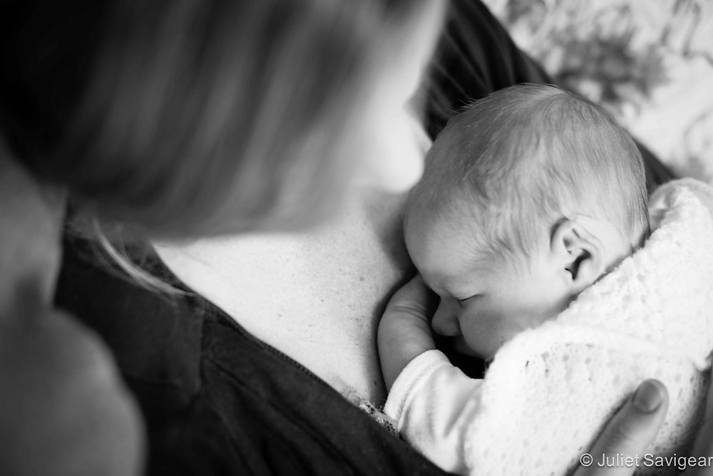 Mummy's Arms - Newborn Baby & Family Photography, Wimbledon