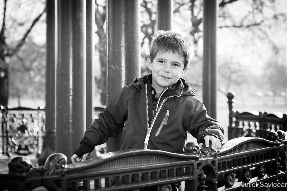 Children's Photography - Clapham Common