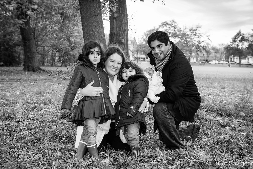 Family Portrait - Baby & Children's Photography, Balham