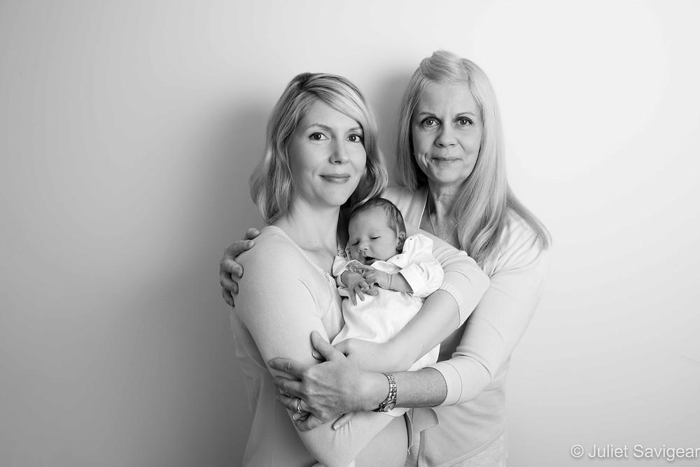 The Girls - Newborn Baby & Family Photography, Balham