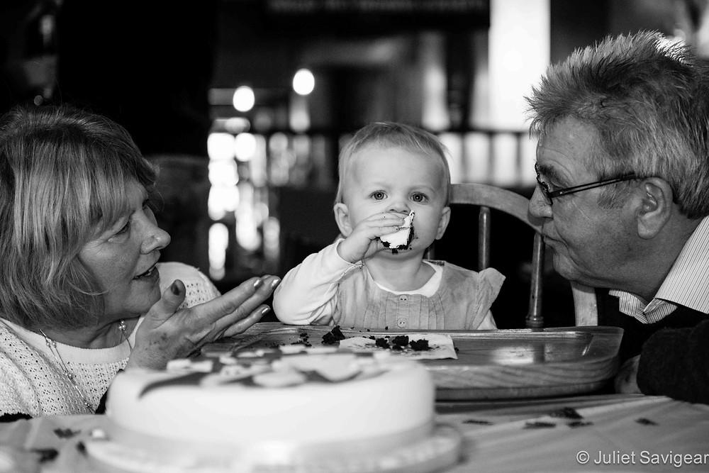 Yummy Cake - Children's Birthday Party Photography, Balham