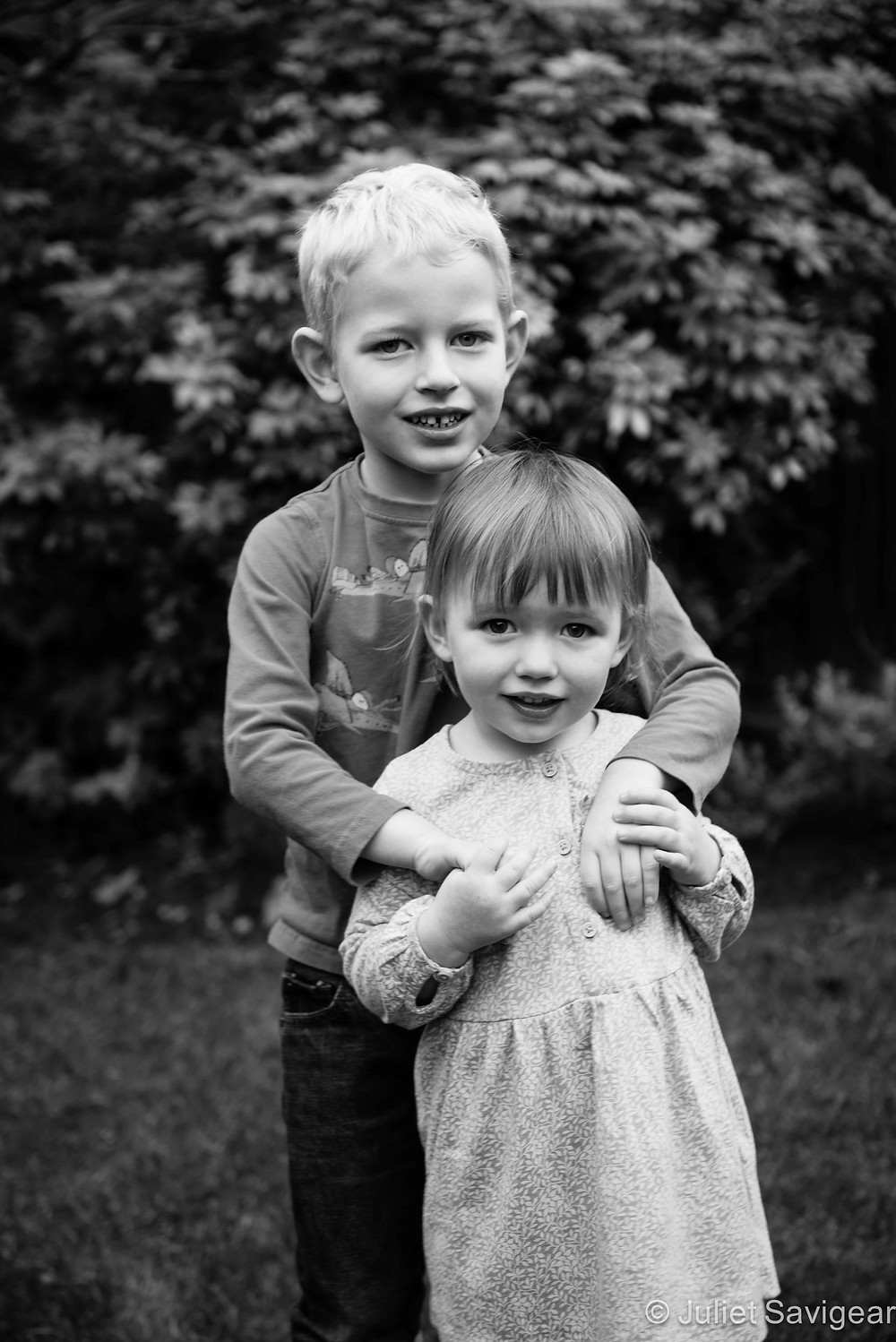Brother & Sister - Children's Photography, Streatham