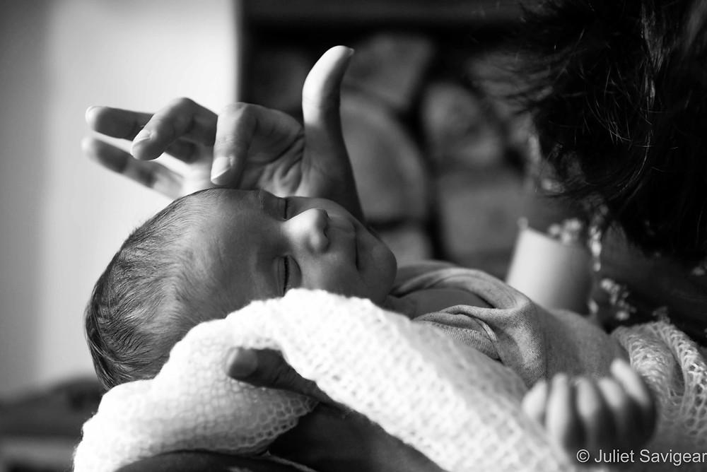 Sleep - Newborn Baby Photography - Balham