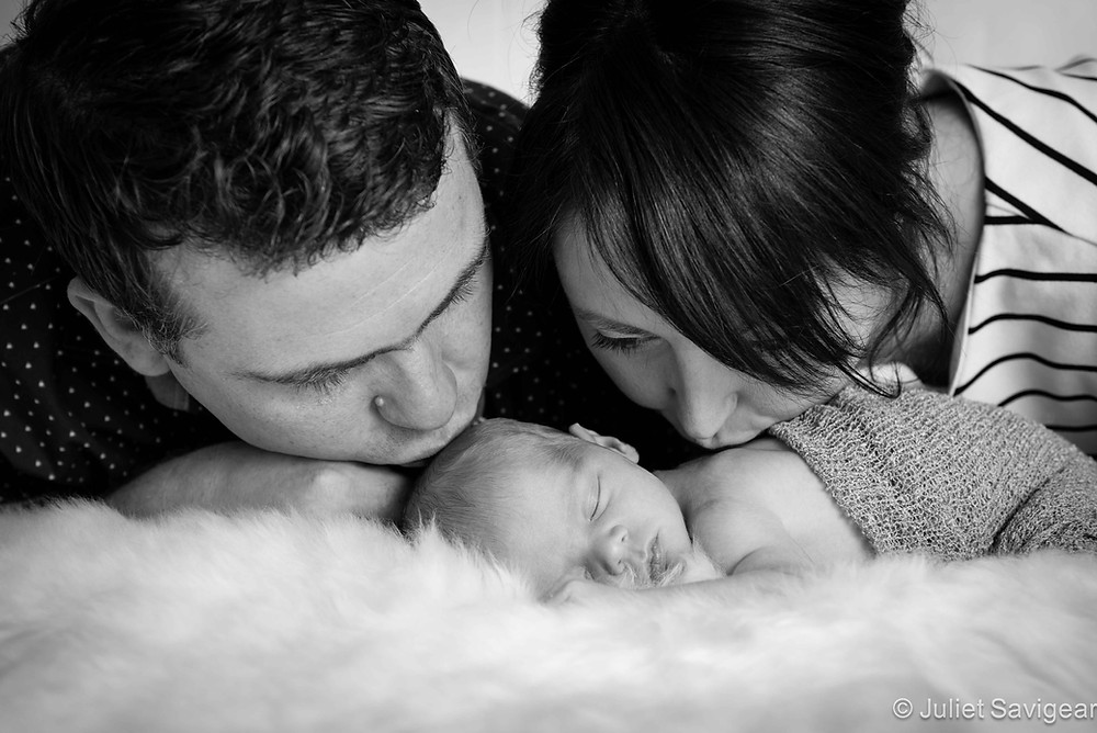 Kisses - Newborn Baby & Family Photography, Tooting