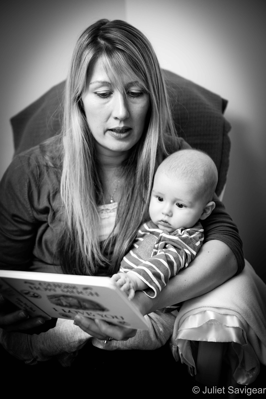 I Love You - Baby & Family Photography, South Kensington