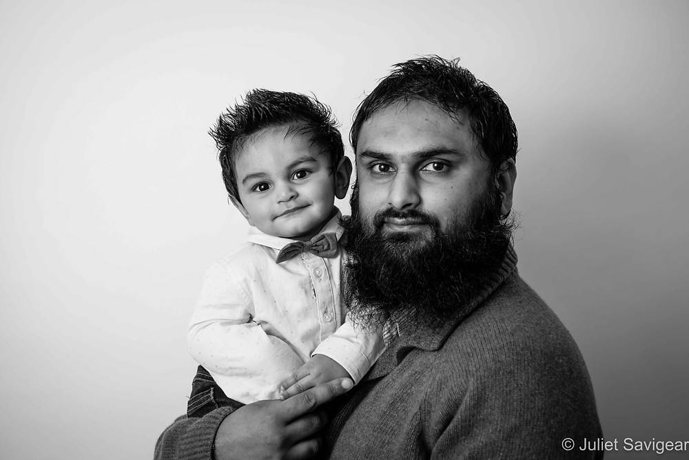 Father & Son - Family Photography, Mitcham