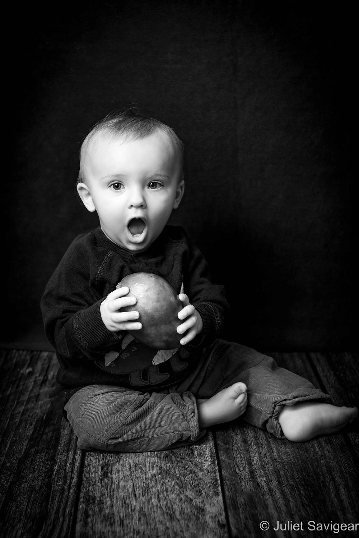 Mango - Baby Photography - Ealing