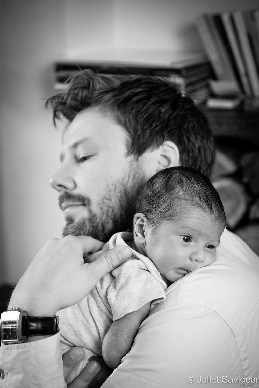 Calm - Newborn Baby & Family Photography - Balham