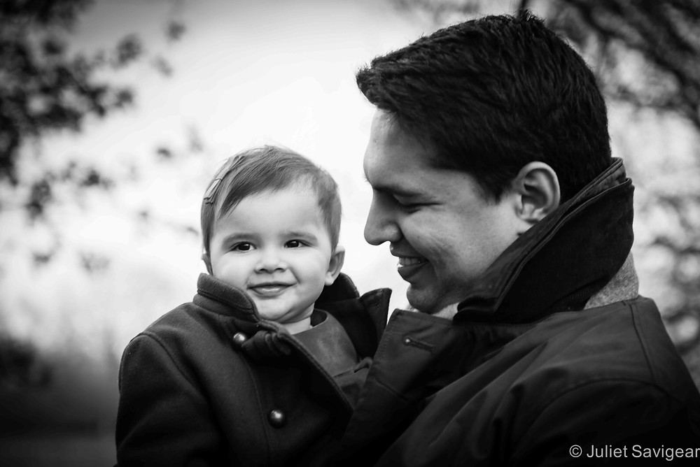 Daddy's Girl - Family Photography, Clapham Common