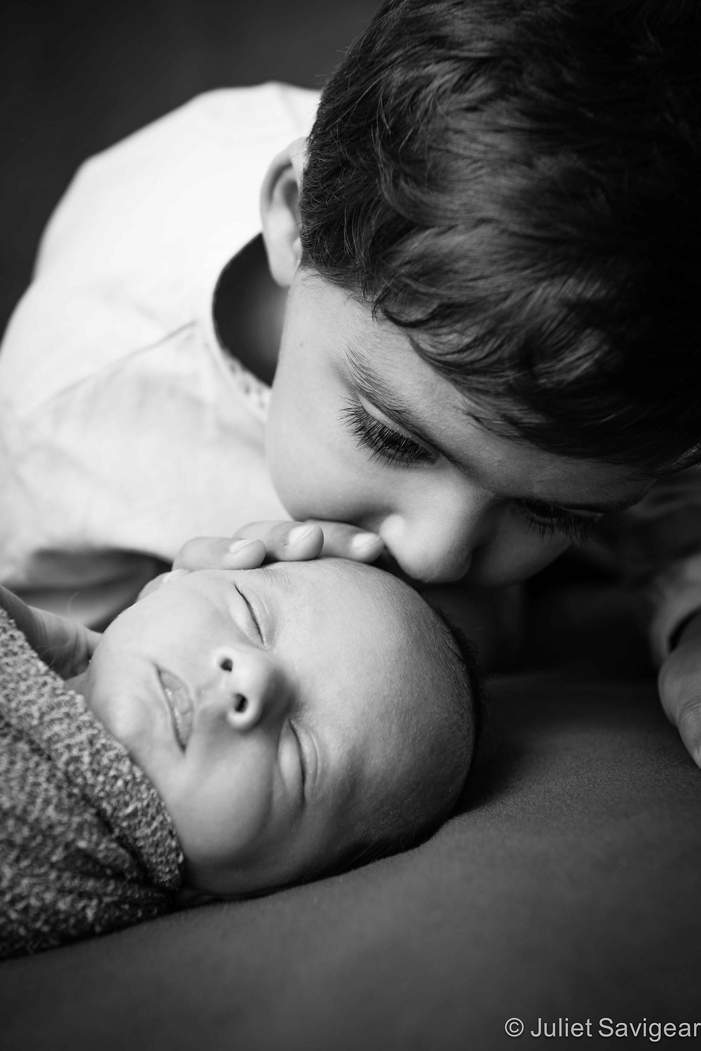 Kisses - Newborn Baby & Children's Photography, Victoria, London