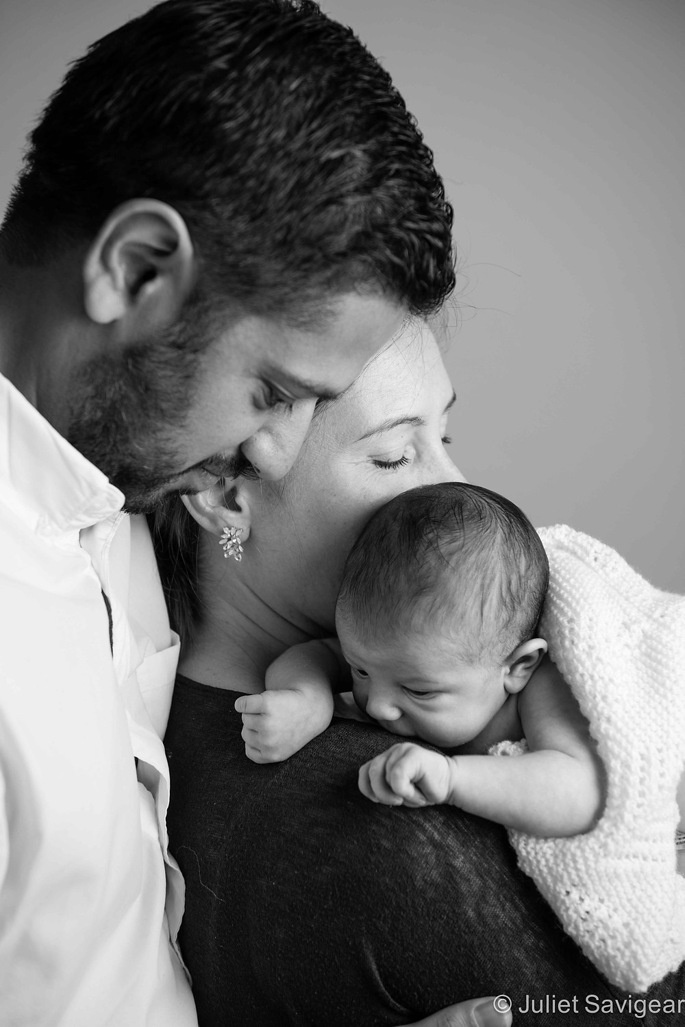 Family Portrait - Newborn Baby & Family Photography, Ealing