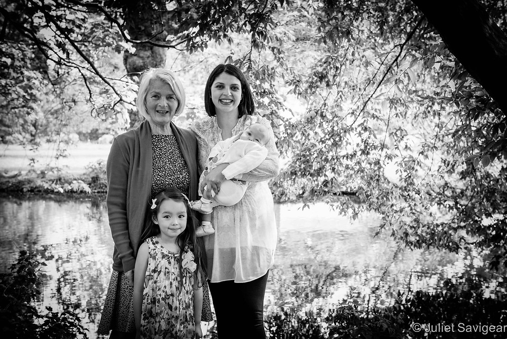 The Girls - Family Photography, Wimbledon