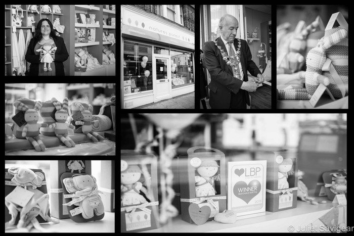 Launch Of Nature's Purest Balham Store - Commercial Photography