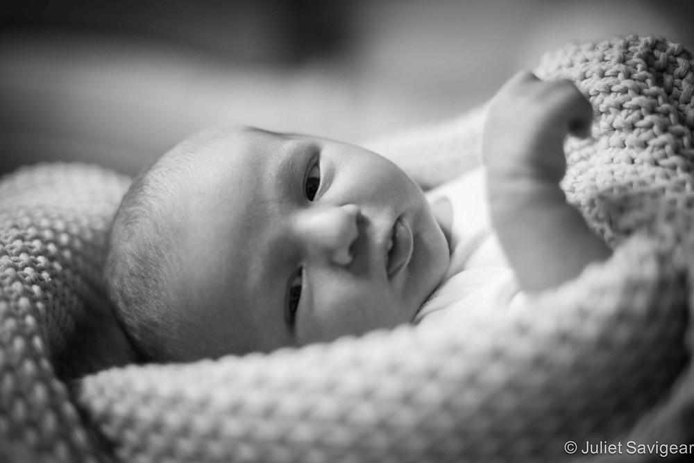Wrapped Up - Newborn Baby Photography, Balham