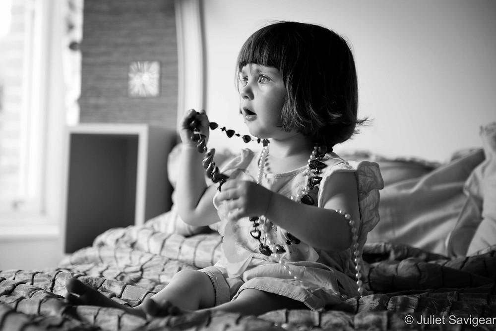 Beads - Children's Photography, Wimbledon