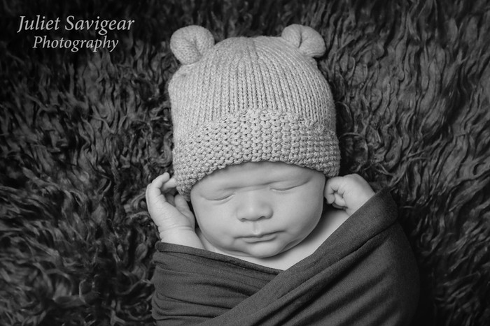 Newborn Baby Photo Session At Home - Streatham Hill