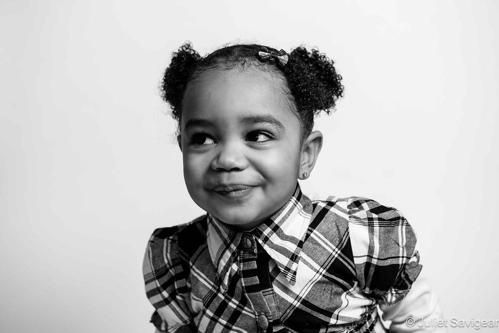 Children's Portrait Photography - Brixton