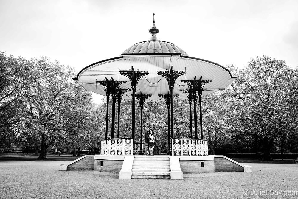 Southwark bandstand
