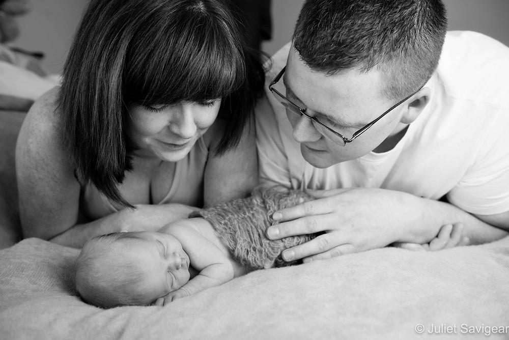 Family Portrait - Newborn Baby Photography - Willesden