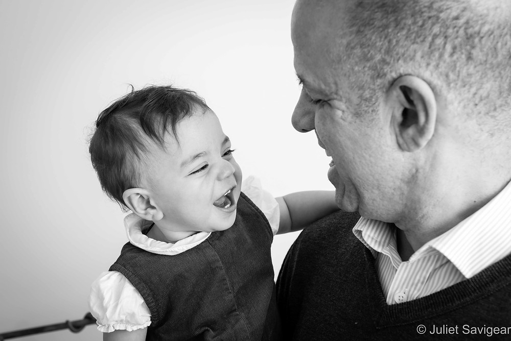 Giggles - Baby Photography