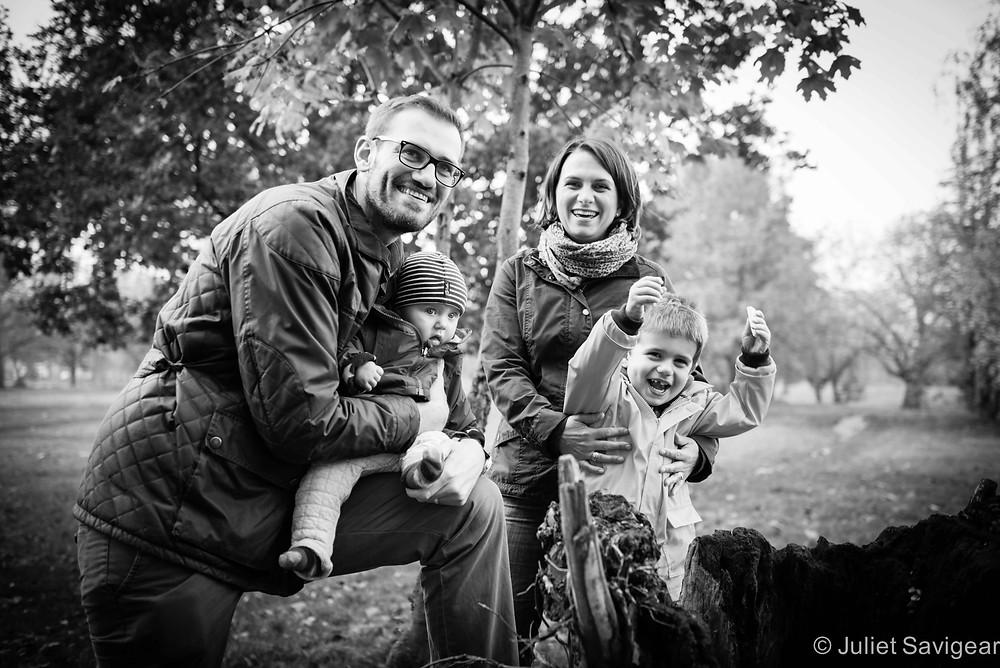 Family Portrait - Family Photography, Clapham Common