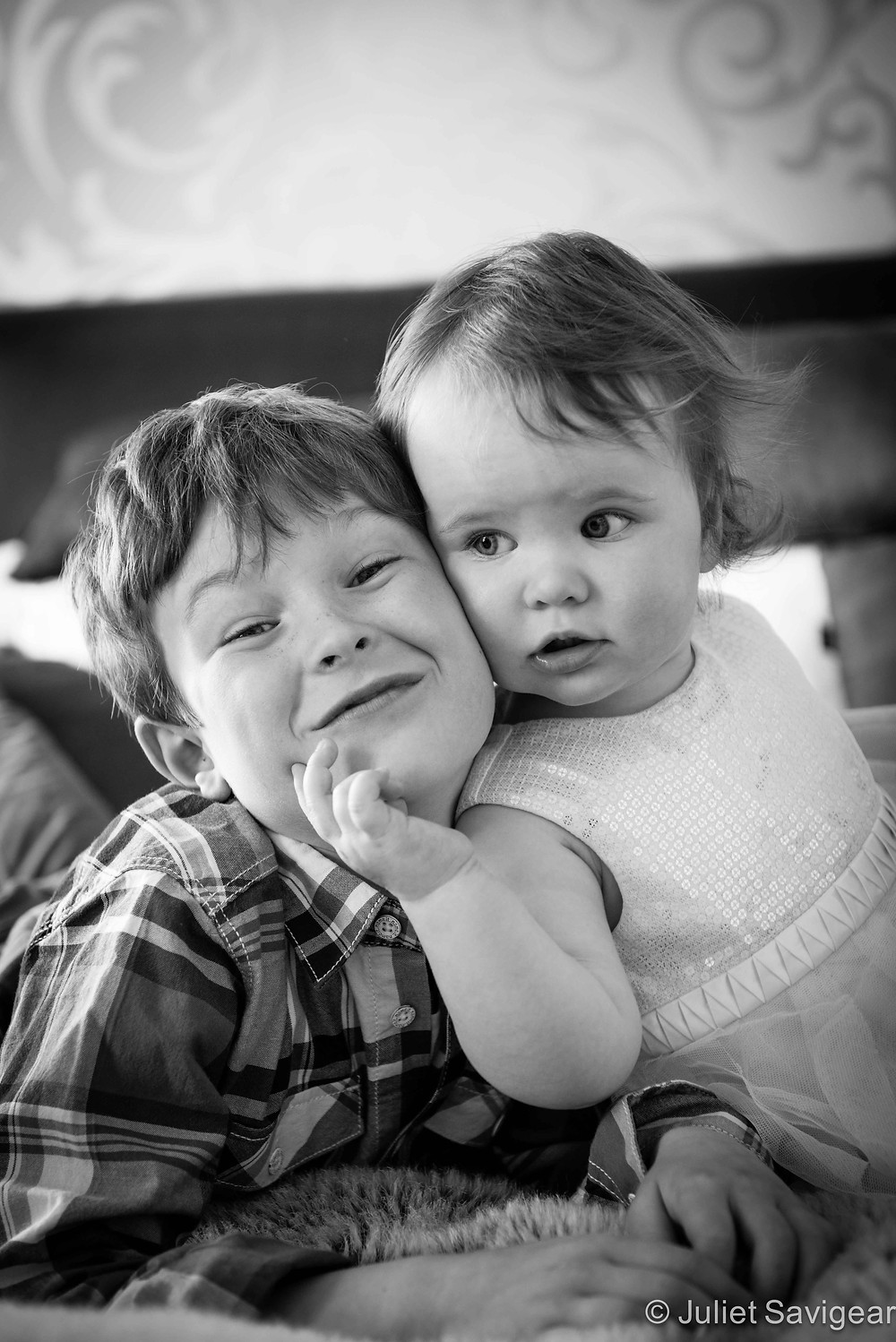 Brother & Sister! Children's Photography, Clapham