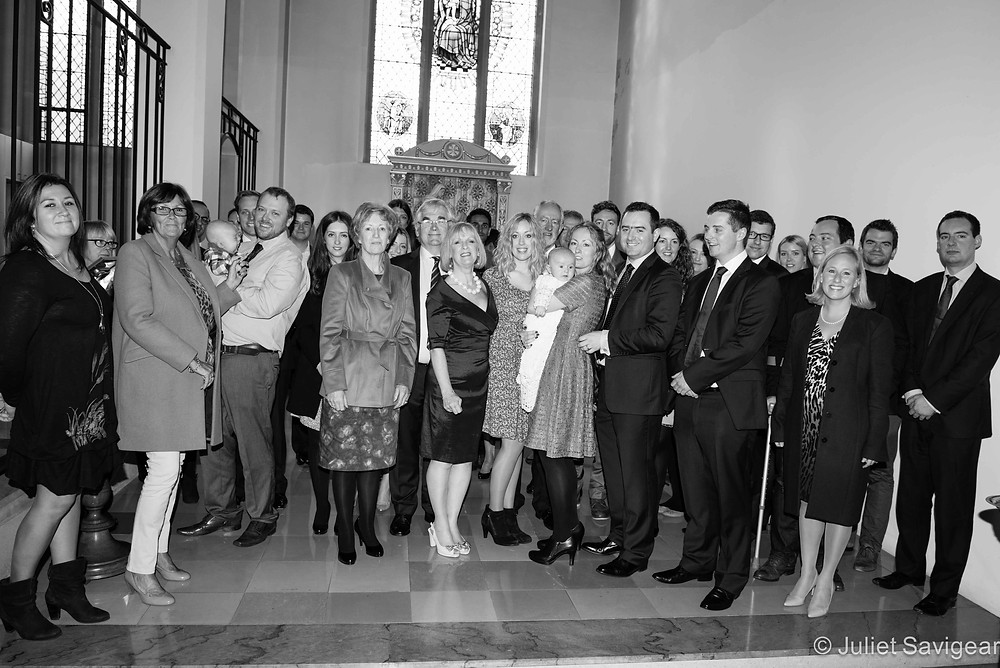 Christening Photography - Guests- Balham