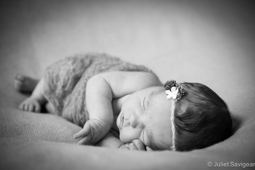 Sweet Dreams - Newborn Baby Photography, Ealing