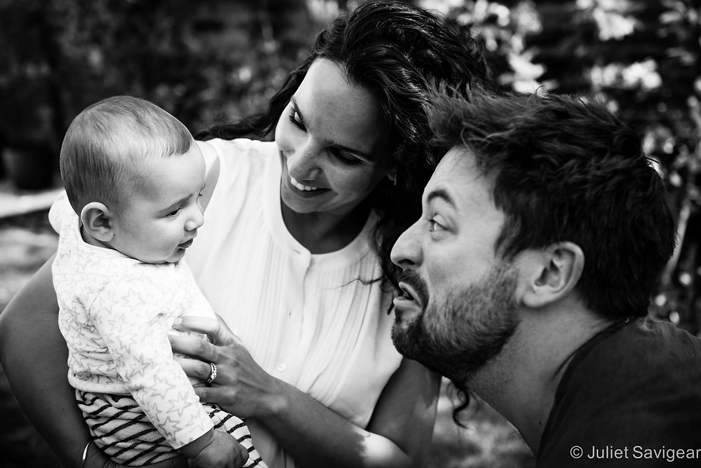 Silly Face - Baby & Family Photography, Maida Vale
