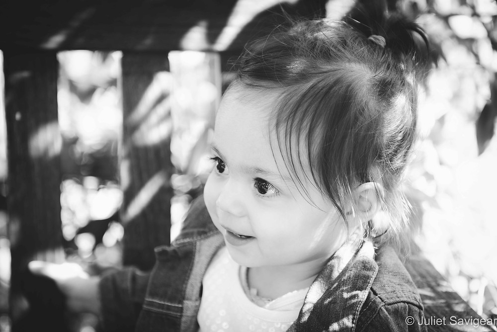 Children's Photography In Springtime