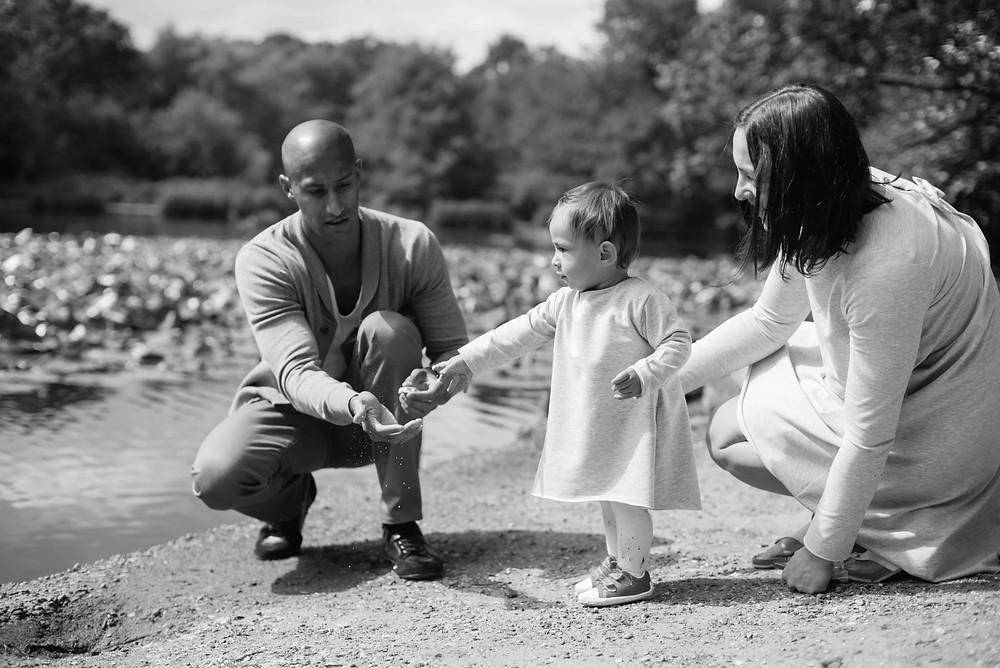 Family Photography - Wimbledon Common
