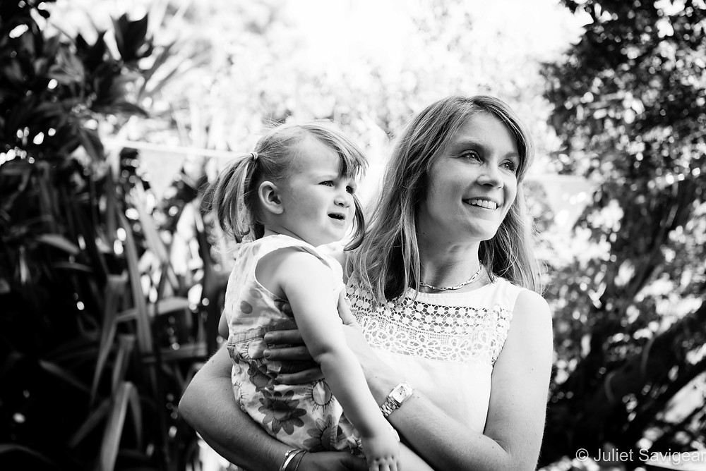 Mother & Daughter - Family Photography, Putney
