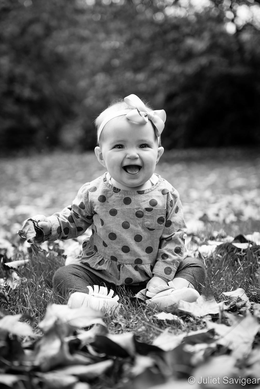 Baby Photography - Southwark Park, London