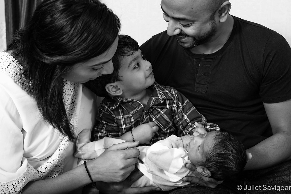 Newborn Baby & Family Photography, Furzedown, SW16