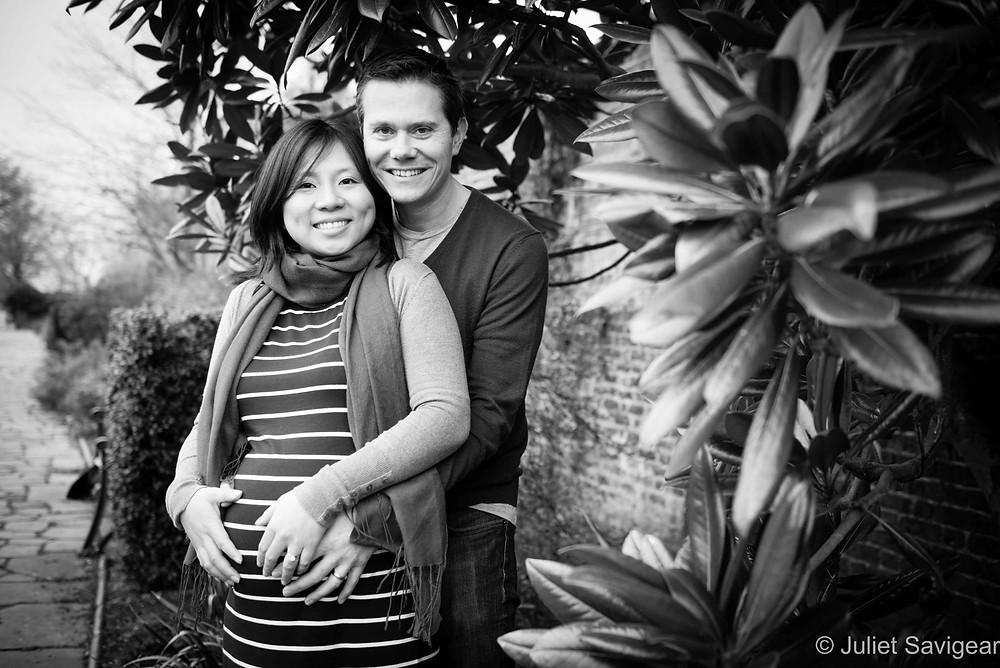 Pregnancy Photography, Brixton, Brockwell Park