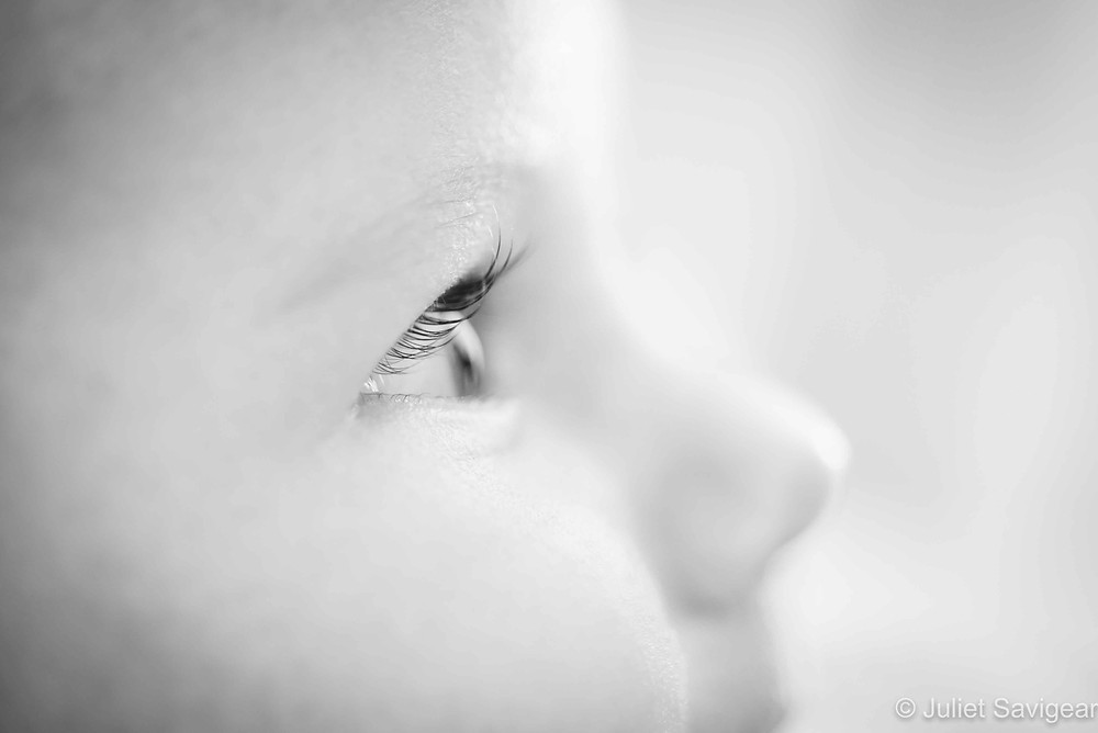 Baby Eye - Baby Photography, Forest Gate