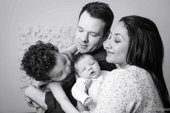 Newborn Baby & Family Photographer - Hampstead