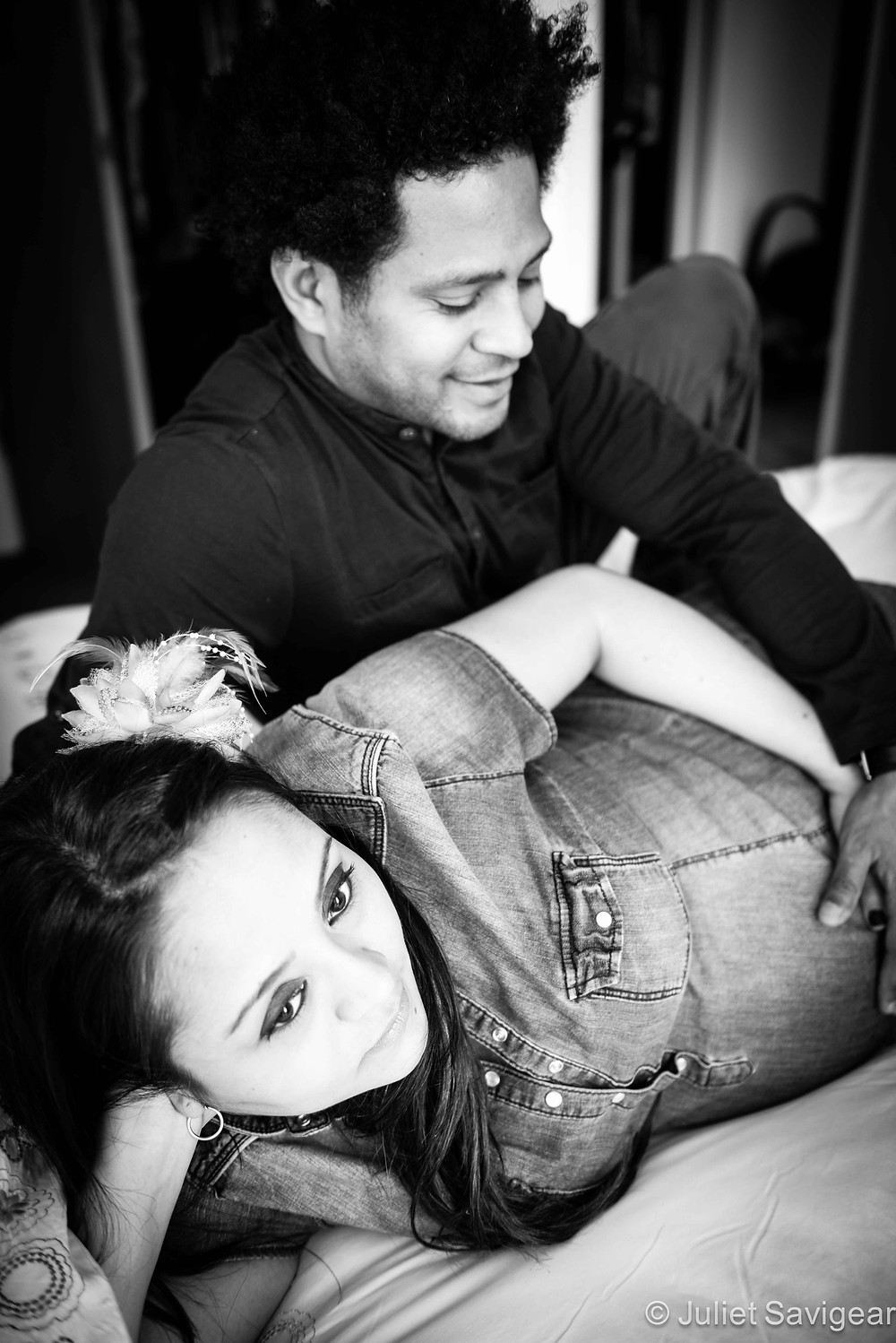 Expecting - Pregnancy Photography, Stratford
