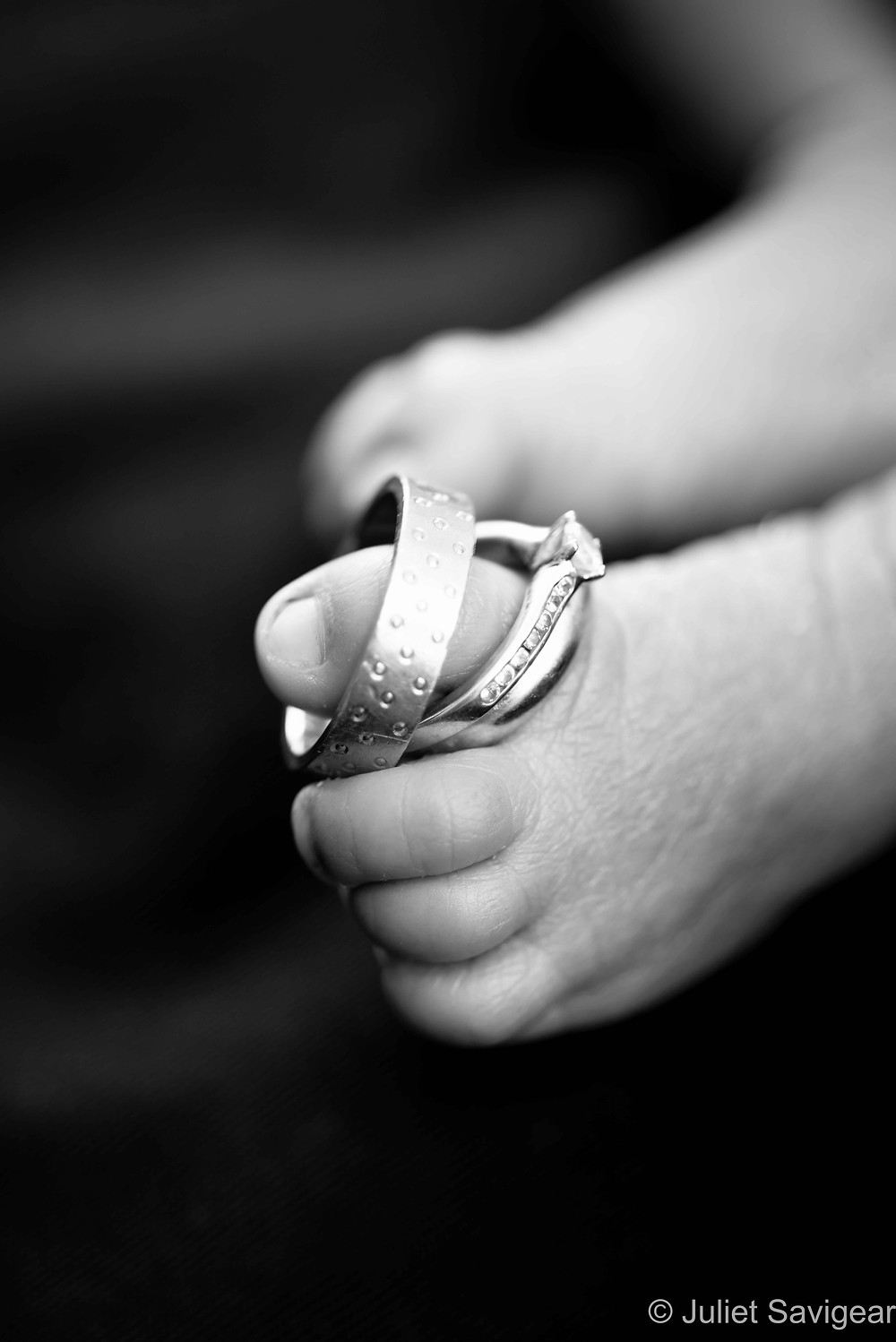 Rings On Toes - Newborn Baby Photography, Ilford, Essex