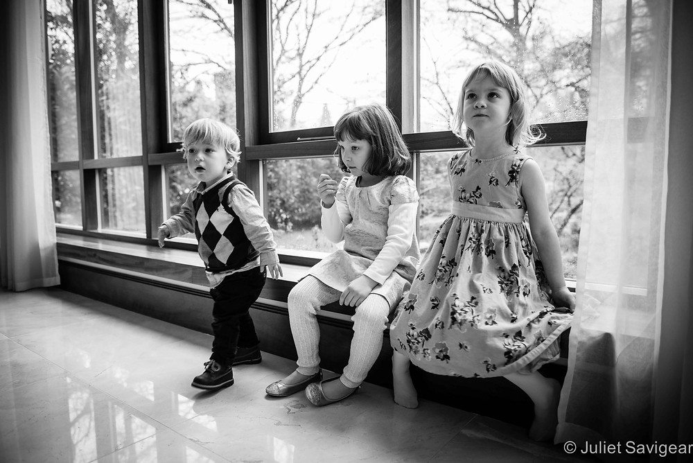 Cousins - Family Photography, Purley