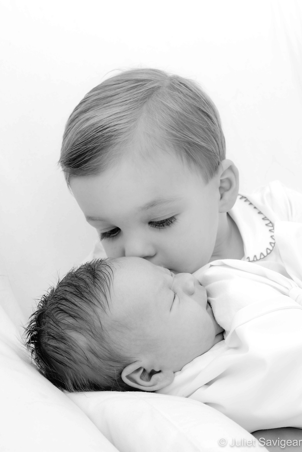Brother's kiss