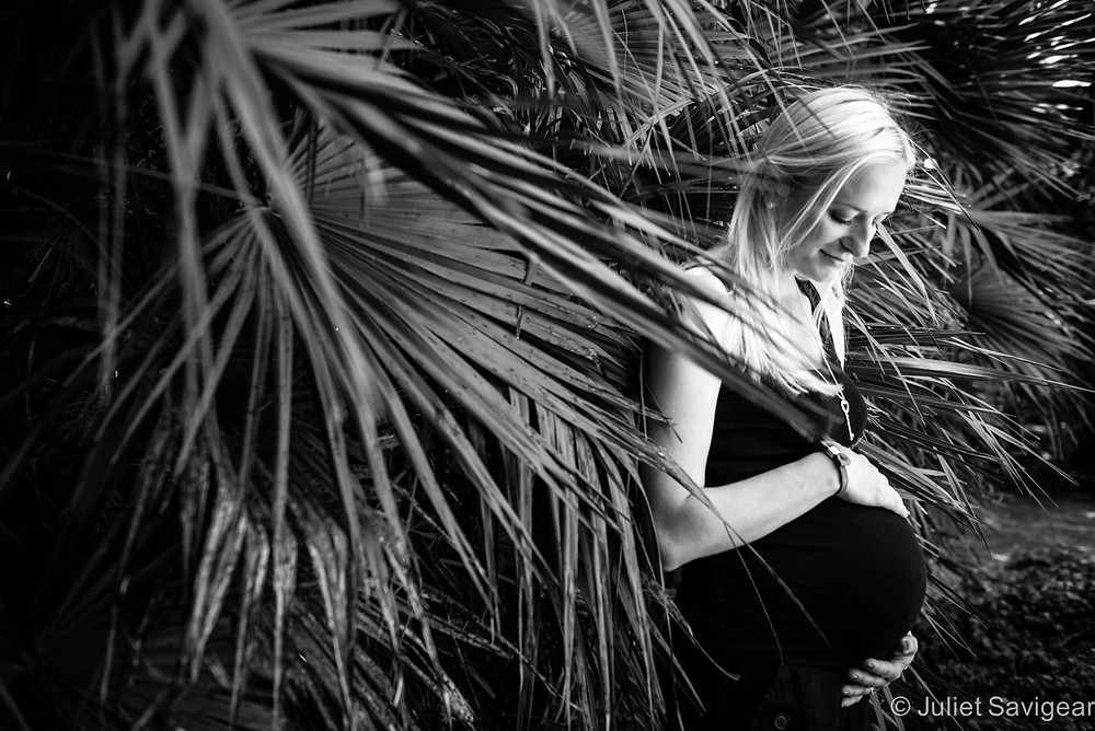 Among The Leaves - Maternity Photography, Battersea