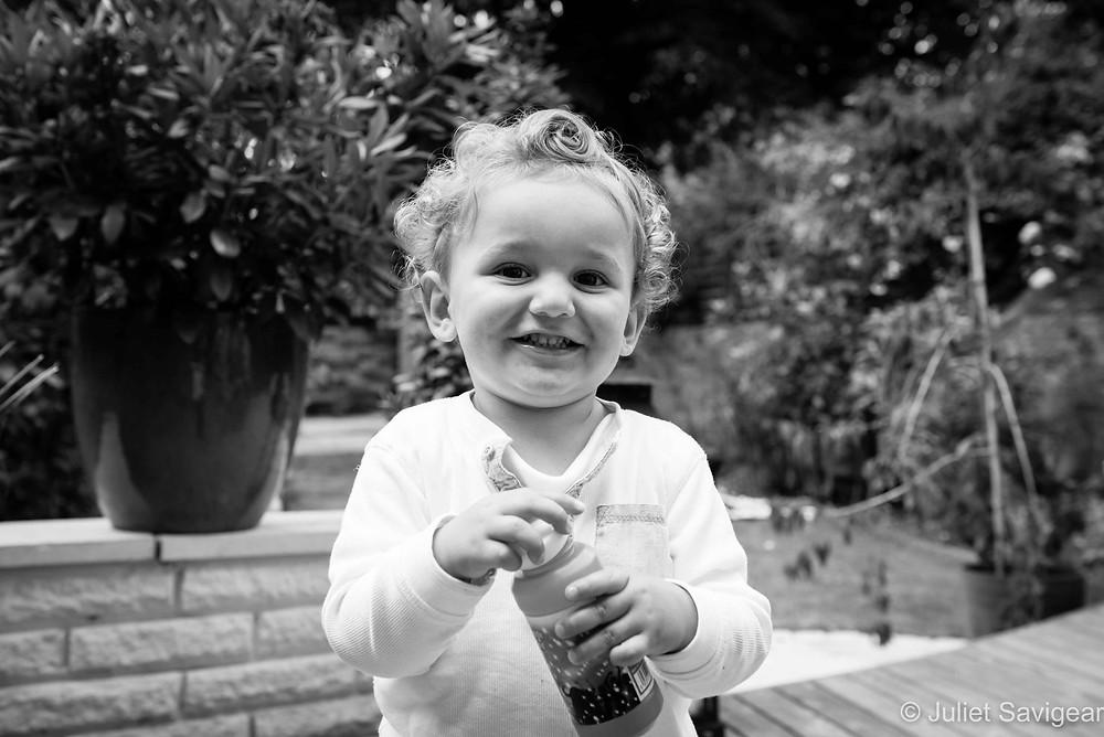 Cheeky Smiles - Children's Photography, Maida Vale